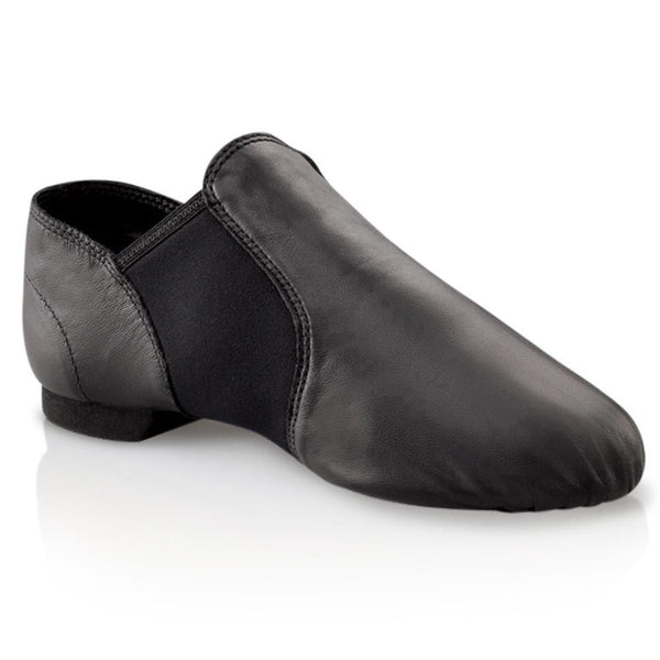 Capezio EJ2 Slip on Jazz Shoe- Black or Caramel