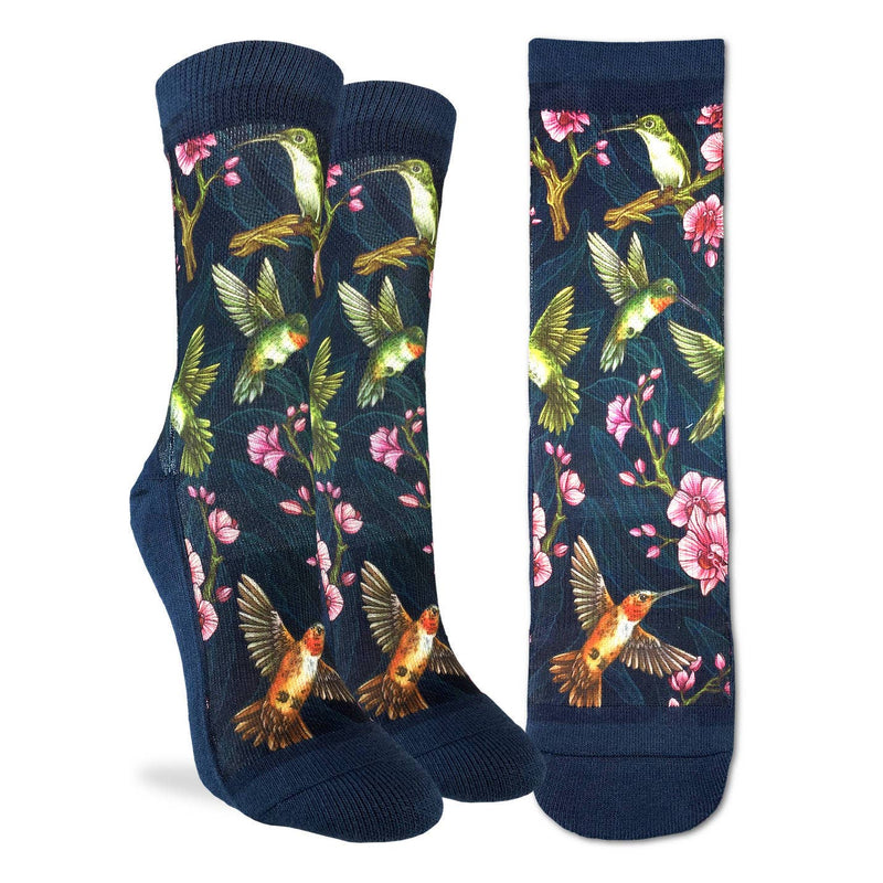 Good Luck Sock; Women's- Hummingbird
