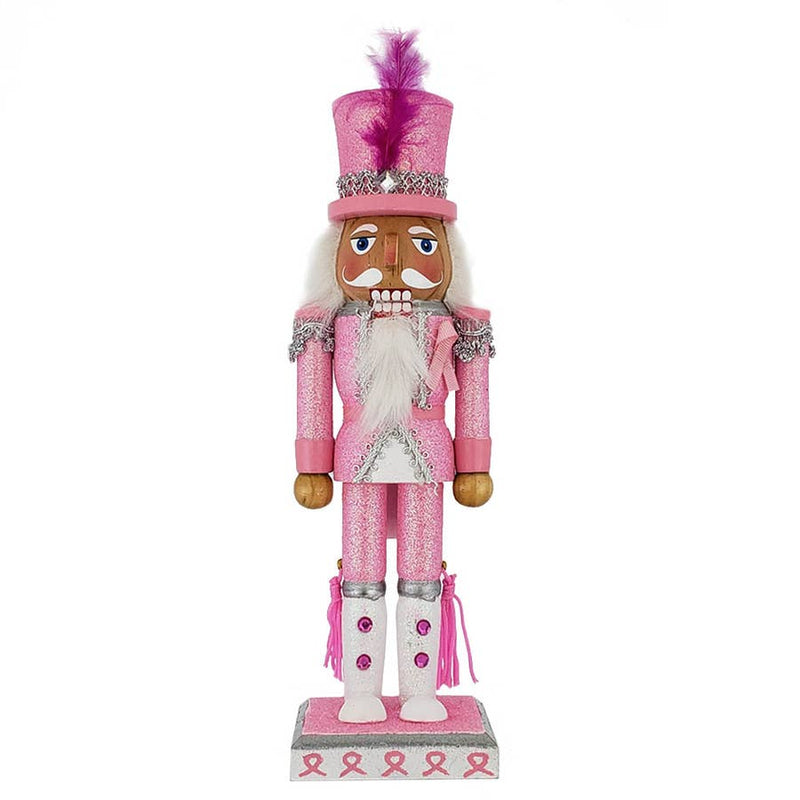 Breast Cancer Support Nutcracker