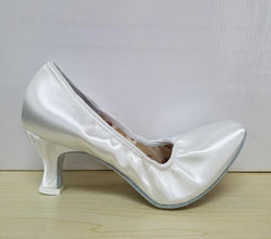 Paoul 1040_60R White Satin