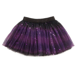 Purple-Black Ombre Tutu