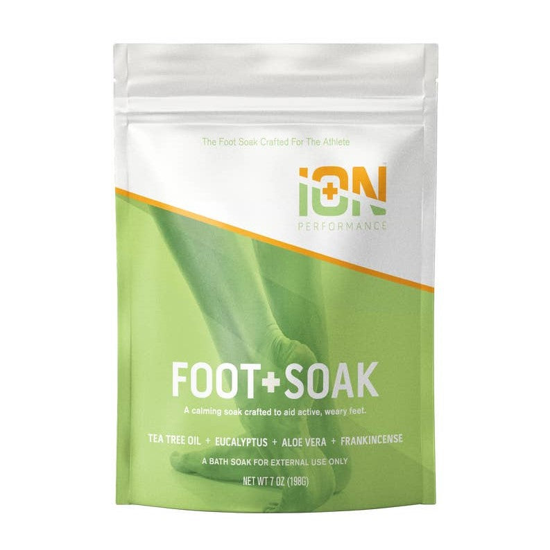 ion Performance Foot + Soak