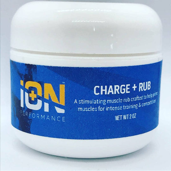 ion Performance Charge + Rub