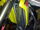 Unabiker Suzuki 15-17 RMZ450 Radiator Guards