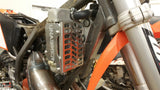 Unabiker 12-18 KTM 50 SX, SXS Radiator Guards