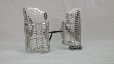 Honda 10-13 CRF250R Rad Guards