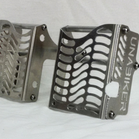 KTM 2016 65 SXS, SX Radiator Guards
