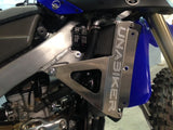 YAMAHA 15-17 WR250F 16-17 WR450F Rad Guards (Also Fits FX Models With Fan Kit Installed)