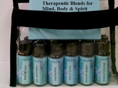 Elizabeth Van Buren Therapeutic Essential Oil Blends