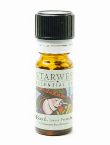 SWB Basil, Sweet Essential Oil