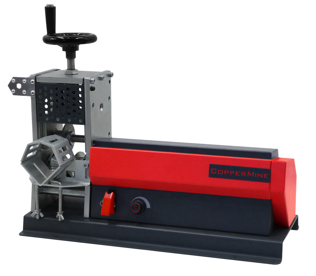 Ultimate Table Top Copper Wire Stripping Machine – CopperMine