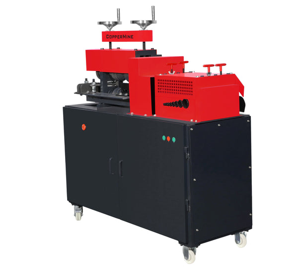 Industrial BX Cable & Copper Wire Stripping Machine