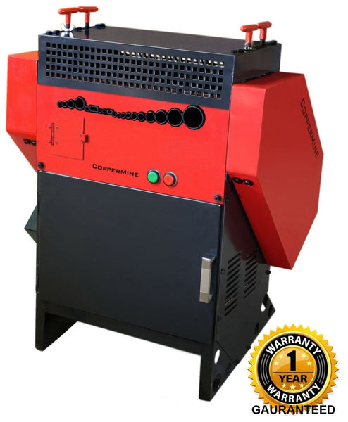 Industrial Copper Wire Stripping Machine