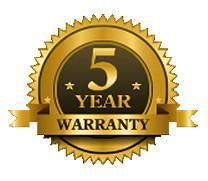 5-Year Extended Warranty Protection for Model 610