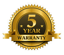 5-Year Extended Warranty Protection for Model 402