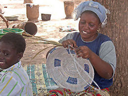 African Hamper Baskets | Senegal Fair Trade