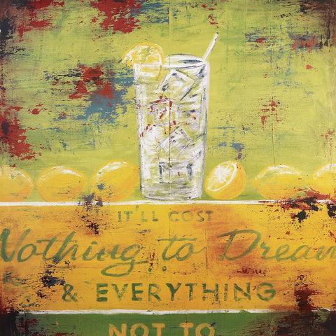 SC009 Nothing to Dream by Rodney White | Open Edition Wrapped Canvas Art