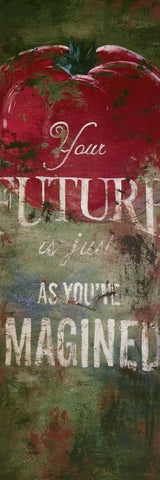 SC027 Your Future by Rodney White | Open Edition Wrapped Canvas Art