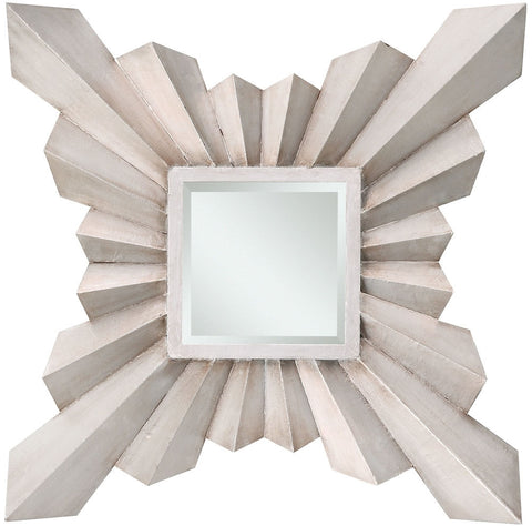 40022 Anna Extra Large Square Wall Mirror by Cooper Classics