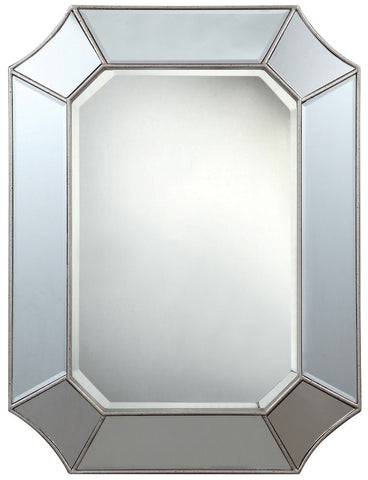 40144 Nelson Oversized Octagon Wall Mirror by Cooper Classics