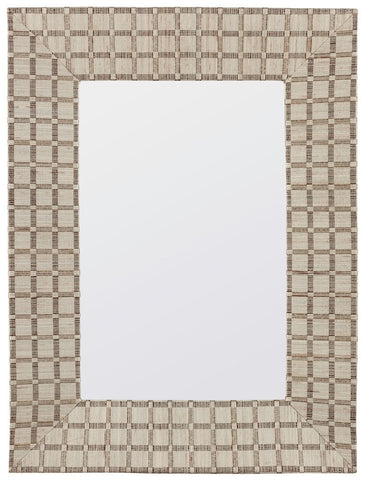 40294 Beauclaire Oversized Rectangle Wall Mirror by Cooper Classics