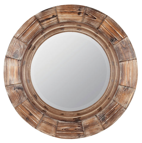 40379 Bellini Oversized Round Wall Mirror by Cooper Classics