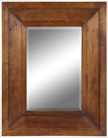 40126 Canon Oversized Rectangle Wall Mirror by Cooper Classics