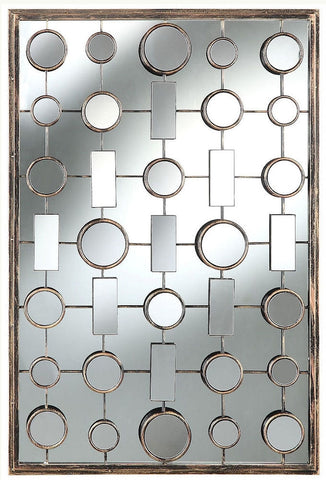 40221 Fairmont Oversized Rectangle Wall Mirror by Cooper Classics