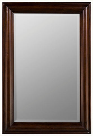 5792 Julia Tobacco Oversized Rectangle Wall Mirror by Cooper Classics