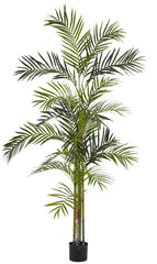 5316 Areca Palm Artificial Tree w/Planter by Nearly Natural | 72 inches