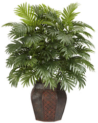 6651 Areca Palm Artificial Silk Plant by Nearly Natural | 38 inches