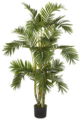5336 Areca Palm Artificial Tree w/Planter by Nearly Natural | 48 inches