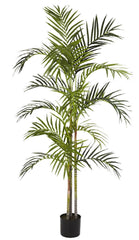 5315 Areca Palm Artificial Silk Tree w/Planter by Nearly Natural | 5 ft