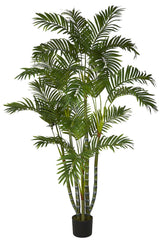 5344 Areca Palm Artificial Tree w/Planter by Nearly Natural | 60 inches