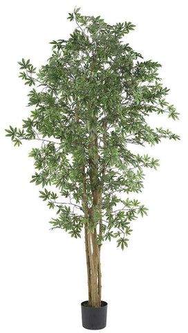5297 Japanese Maple Artificial Tree with Planter by Nearly Natural | 6 feet