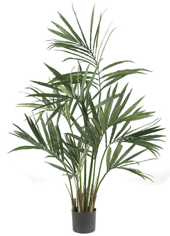 5307 Kentia Palm Artificial Tree with Planter by Nearly Natural | 5 feet
