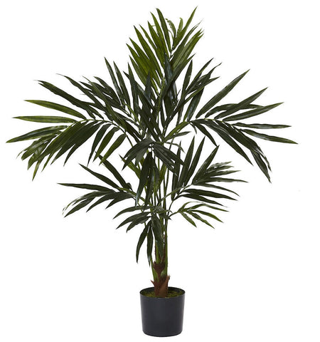5340 Kentia Palm Artificial Tree with Planter by Nearly Natural | 60 inches