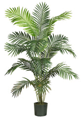 5260 Paradise Palm Artificial Tree with Planter by Nearly Natural | 6 feet