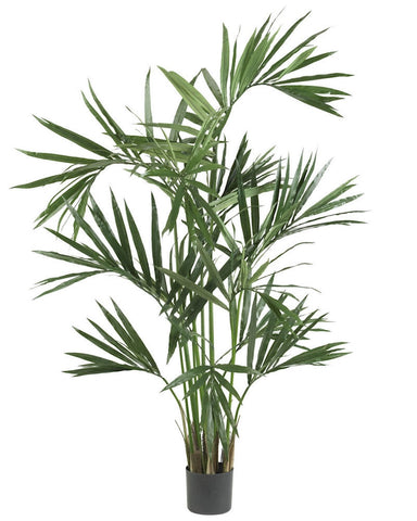 5308 Kentia Palm Artificial Tree with Planter by Nearly Natural | 6 feet