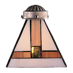 999-1 Symmetrical Mix-N-Match Tiffany-Style Ceiling Fan Shade ELK Lighting