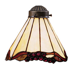 999-3 Grape Trellis Mix-N-Match Tiffany-Style Ceiling Fan Shade ELK Lighting