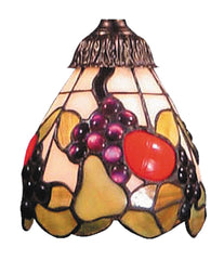 999-19 Fruit Mix-N-Match Tiffany-Style Ceiling Fan Shade ELK Lighting