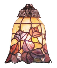 999-17 Floral Garden Mix-N-Match Tiffany-Style Ceiling Fan Shade ELK Lighting