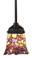 078-TB-17 Floral Garden Mix-N-Match 1-Light Tiffany-Style Pendant ELK Lighting