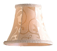 1023 Elizabethan Patterned Fabric Chandelier Lamp Shade ELK Lighting
