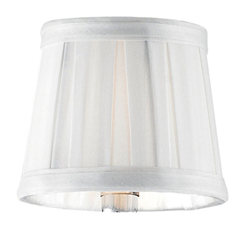 1091 Donaldson White Faux Silk Chandelier Lamp Shade ELK Lighting
