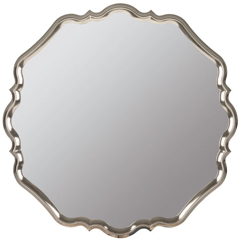 40965 Albion Oversized Round Wall Mirror by Cooper Classics