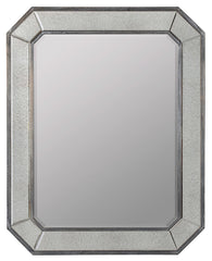 40978 Donato Oversized Octagon Wall Mirror by Cooper Classics