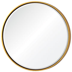 41135 Wren Extra Large Round Wall Mirror by Cooper Classics