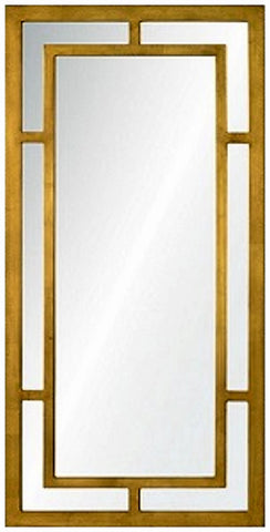 41139 Benedict Oversized Rectangle Wall Mirror by Cooper Classics